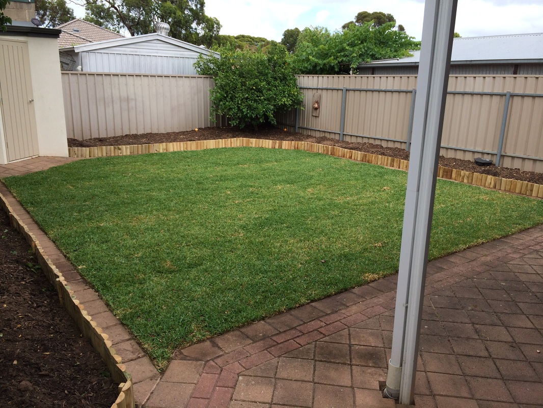 Adelaide lawn mowing and gardening service for Gardening services adelaide